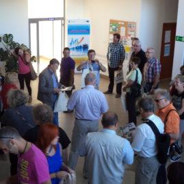 Wizyta przedstawicieli miast Friedlandzkich w IPC