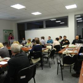 Spotkanie z przedsiębiorcami w IPC